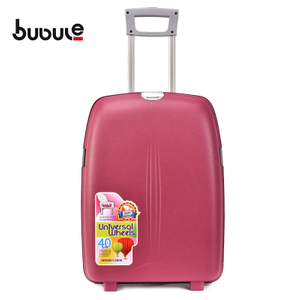 BUBULE 22'' Classic Style Suitcase Bag Travel Trolley Luggage with Lock