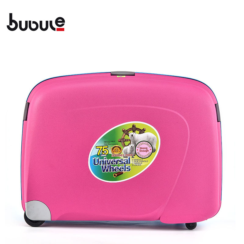 BUBULE OEM PP Hot Sale Travel Luggage Sets WholesaleTrolley Suitcase