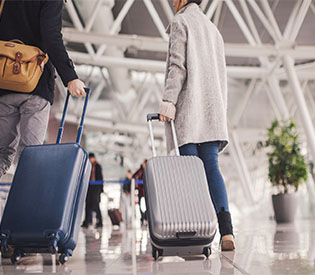 Tips on baggage for air travel