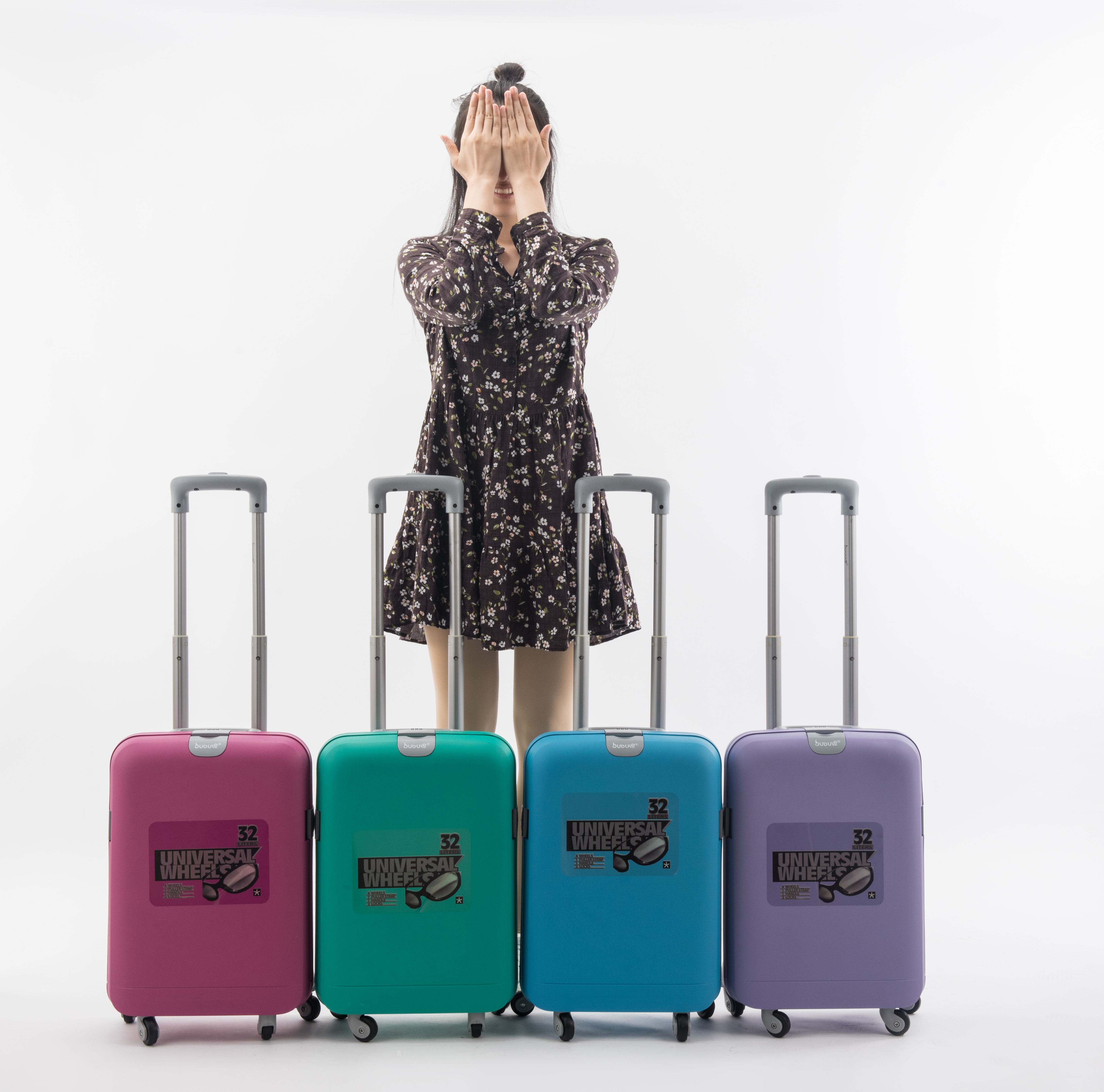 Fashion|2020 summer luggage bags popular colors