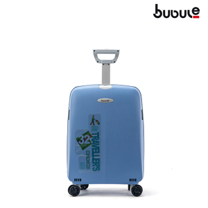 BUBULE 18'' Hot Sale Designer Luggage Sets 4Pcs Wheeled Travel Trolley Suitcases