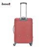 BUBULE Foldable Spinner Zipper Luggage Sets 3PCS Designer Travel Trolley Suitcases