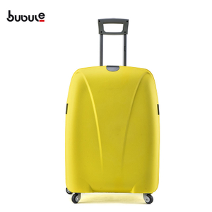 BUBULE 22'' Pp Unique Waterproof Luggage Trolley Bag Popular Suitcase Custom Travel Rolling Luggage