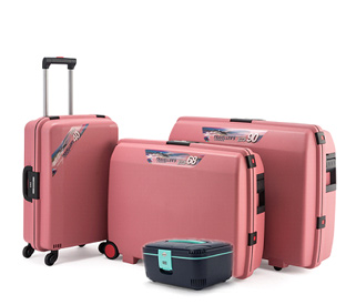 What material is better for the luggage?