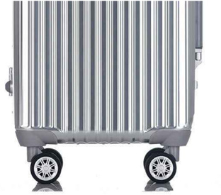 the trolley luggage be two wheels or four wheels.jpg
