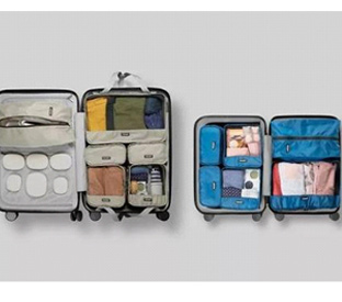 How to calculate the size of the luggage?