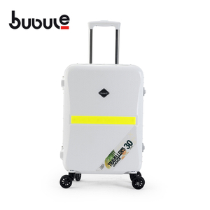 BUBULE 24'' OEM Trolly Luggage Bags with TSA lock Spinner Suitcase with Universal Wheels