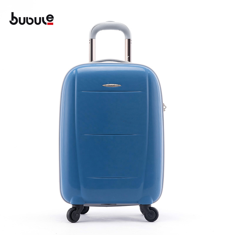 BUBULE 3PCS Hard Case Trolley Sets Customized Men Spinner Zipper Luggage Bag