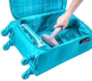How to maintain the trolley luggage?