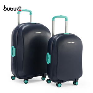 BUBULE 27'' 31'' PP Spinner Lock Trolley Luggage OEM Travel Suitcase