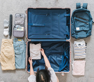 12 storage skills you must learn when traveling
